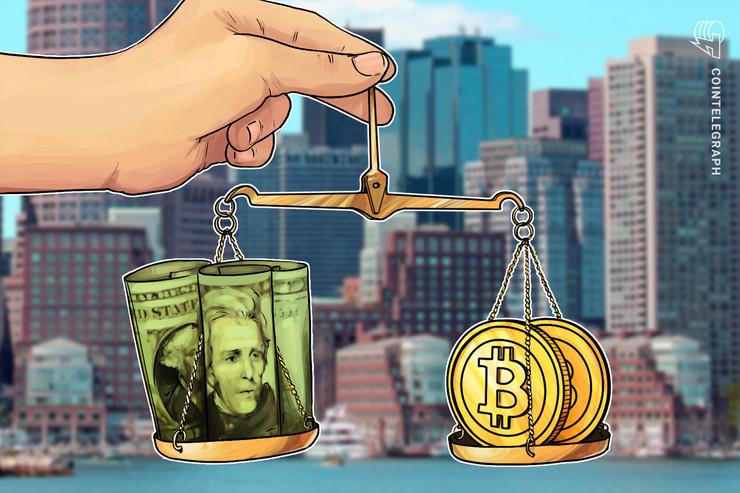 Novos dados revelam o 'endurecimento' do Bitcoin frente à moeda fiduciária