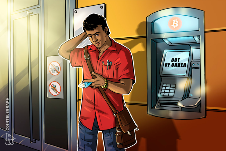 Scammers Target Canadian Bitcoin ATM Users With 'Out of Order' Sign