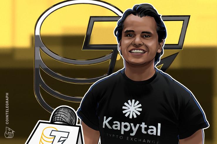 """Entrevista al CEO de Kapytal Exchange: """"Bitcoin puede llegar a los USD 20,000 pero es imposible asegurarlo"""""""