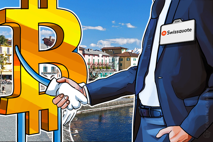 Major Swiss Online Bank Unleashes Bitcoin In Week's Second Swiss Breakthrough