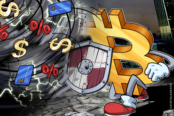 Crypto Capital Markets To Save Mankind From New Global Financial Storm