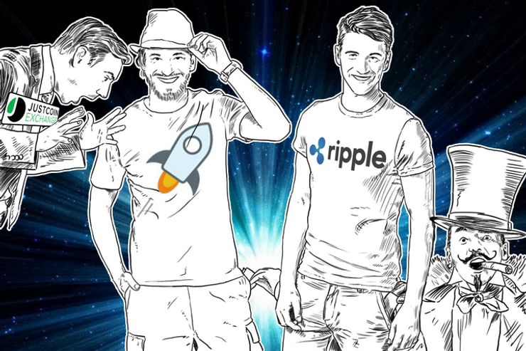 Stellar and Ripple Hacked: Justcoin to the Rescue