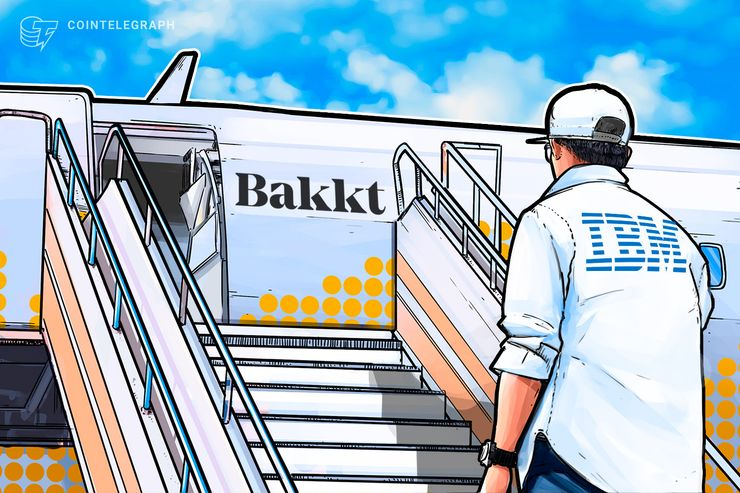 Former IBM and Cisco Executive Tom Noonan to Join Bakkt as Chairman of Board