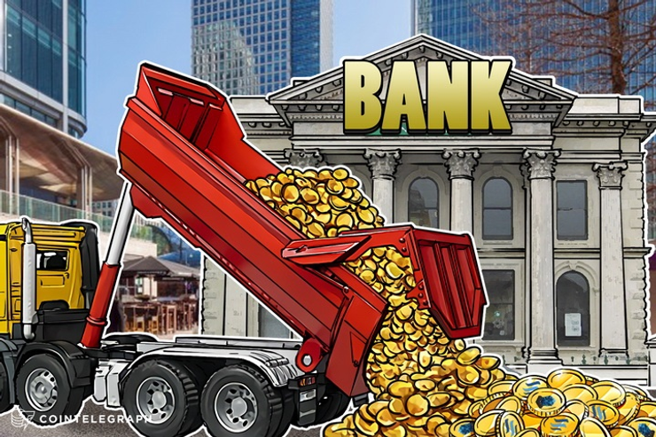 Lisk, Steemit, Agentic UK on Why Banks Want Own Cryptocurrencies