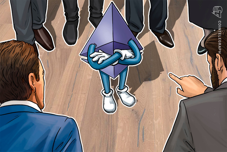 WSJ: ETH Now In A 'Gray Zone', But 2014 ICO Was Likely An 'Illegal Securities Sale'
