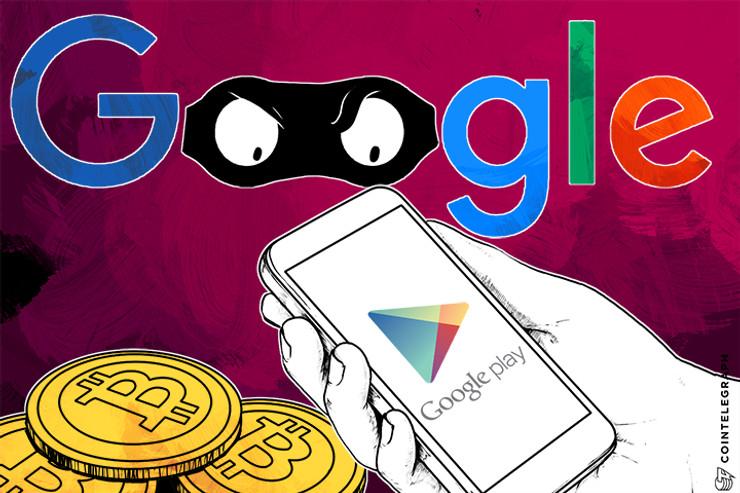 More Google Play Bitcoin Fraud 'Good for Humanity'
