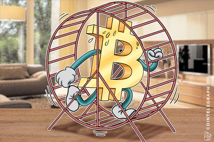 Bitcoin Gets As Busy As Ever, Speed Slows, Backlog of Transactions Grows