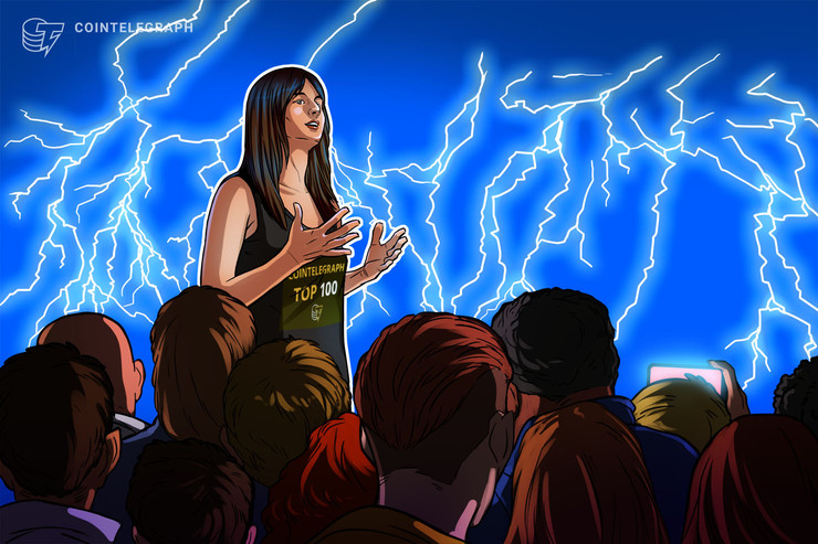 Elizabeth Stark: From Human Rights to Humanity's Decentralized Future