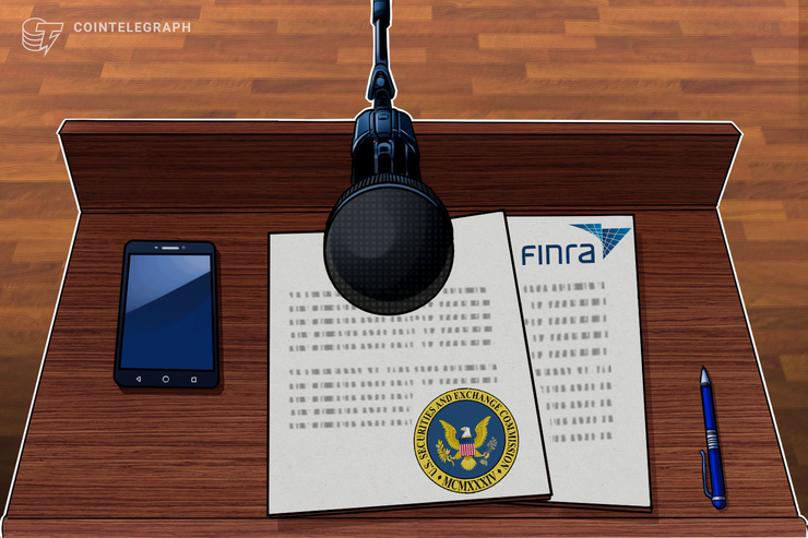 US SEC and FINRA Issue Statement on Crypto Custody Issues