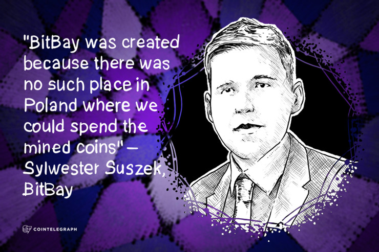 ''There are Still Millions of People in Poland Who Have Never Heard of Bitcoin'' - Sylwester Suszek, BitBay