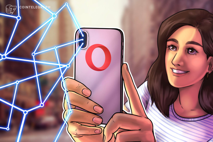 Opera Becomes First Major Browser to Integrate .Crypto Domain Extension