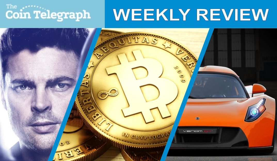 Cointelegraph Weekly Review (Dec. 20-27)