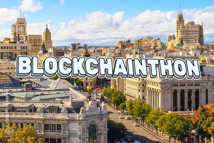 Crea tu proyecto de blockchain y conéctate con la comunidad internacional de blockchain en Imaguru Blockchain Hackathon en Madrid