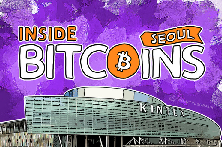 Inside Bitcoins Finalizes Speakers for South Korea's 1st Major Event