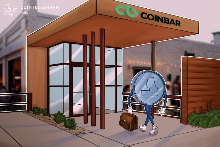 Litecoin è ora disponibile sull'exchange italiano Coinbar