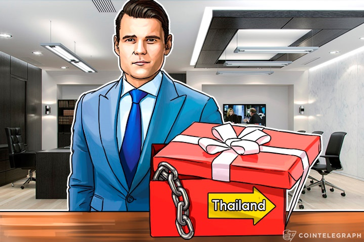 Expert Suggests Thailand Adopt Blockchain Faster, Catching Up With Singapore, Hong Kong