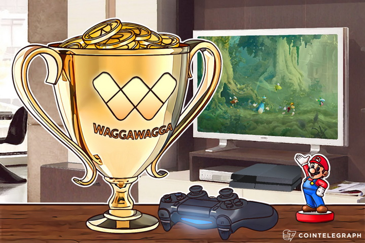 BitRush Launches Bitcoin Gaming Tournament WaggaWagga