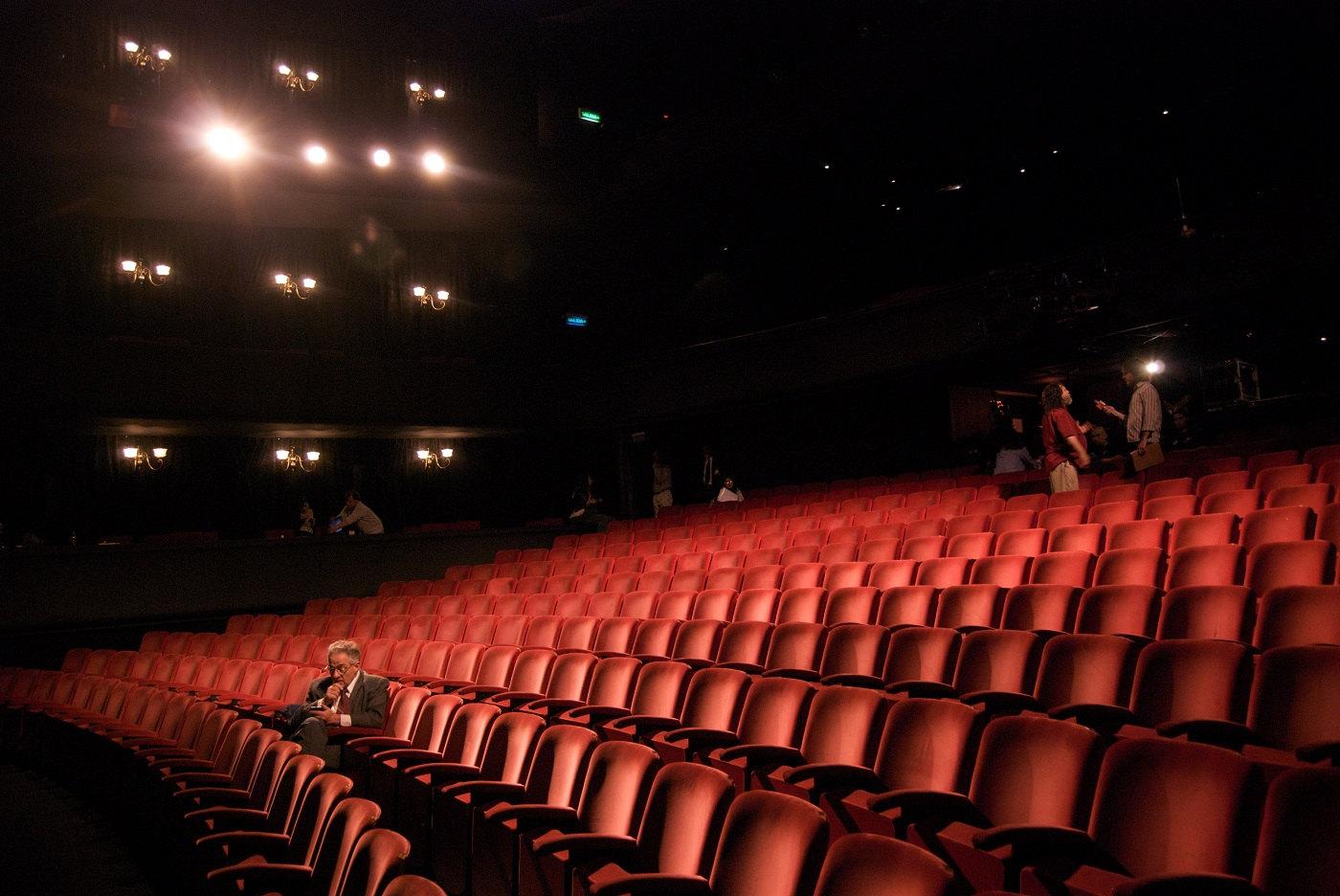Theater company in Texas capital accepting Bitcoins