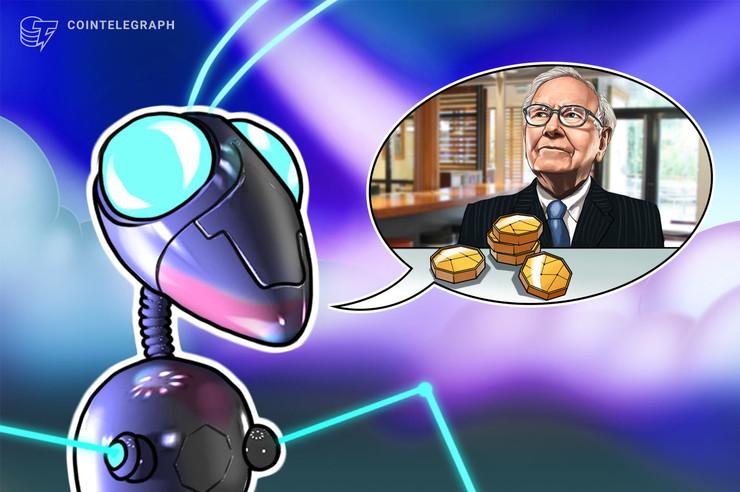 Blockchain Proves Warren Buffett Holds Crypto Gift, Says Justin Sun