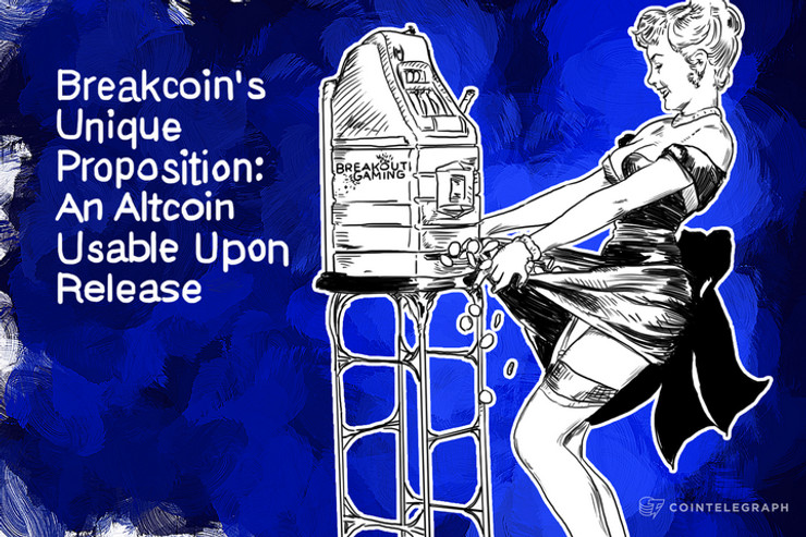 Breakout Coin's Unique Proposition: An Altcoin Usable Upon Release