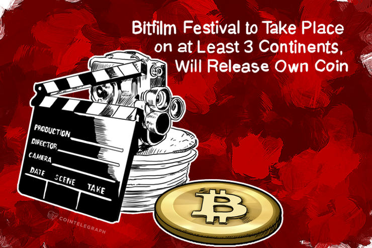 Bitfilm Festival to Take Place on at Least 3 Continents, Will Release Own Coin