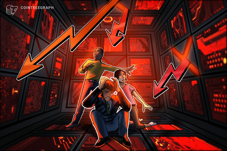 Bloody Monday: Bitcoin Price Loses $8K, Oil -30%, DOW Futures Plunge