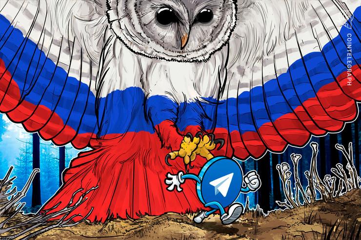Las autoridades rusas no están de acuerdo con el levantamiento de la prohibición a Telegram