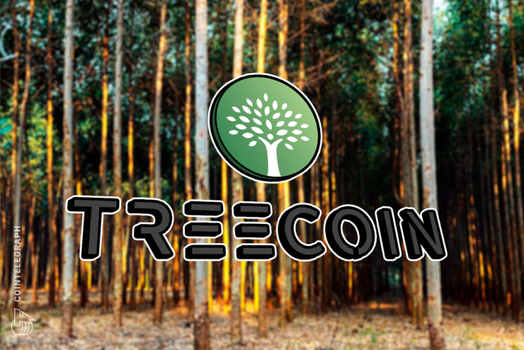 TreeCoin Launches Compliant Token Offering to Plant 10 Million Trees