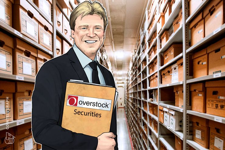 Overstock CEO Sells 10% of His Stock, Saying 'Don't Worry, I'm Still in the Game'