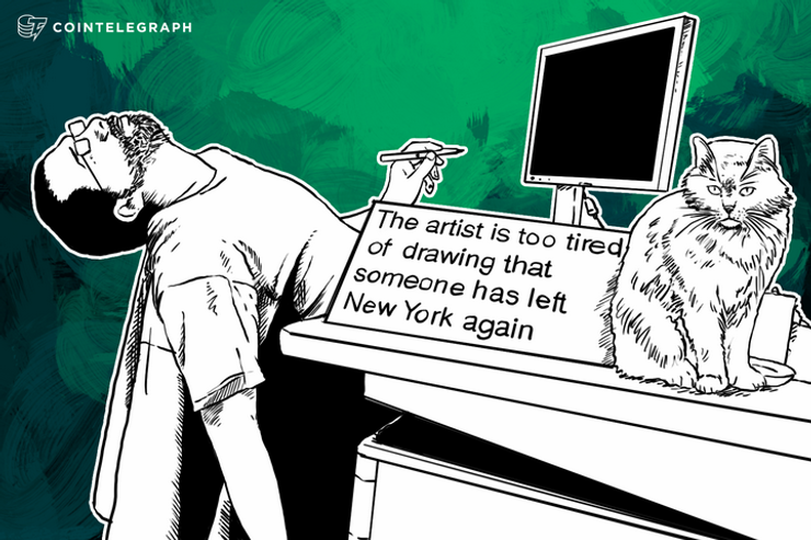 Bit-Exodus Continues: Remittance Service Rebit and Cloud Miner Genesis Mining Leave New York