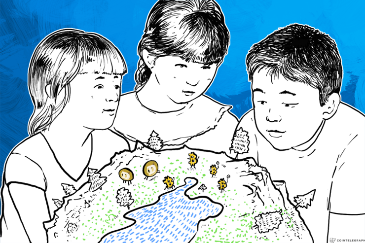10-Year-Olds are Mastering Bitcoin and Dogecoin at 'Green School' in Indonesia