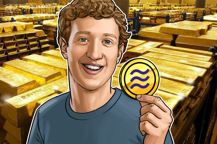 Steve Forbes Tells Zuckerberg: Use Gold to Back Libra, Call It the