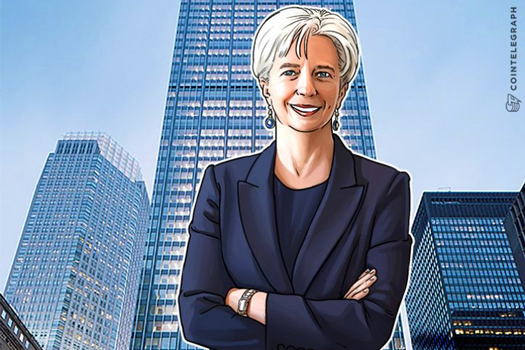 Christine Lagarde: Cryptocurrencies Should Not Be Ignored by Governments