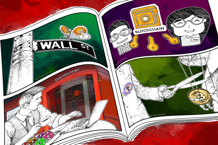 Weekend Roundup: Institutional Investments for BTC Companies, Default Multisig for Brawker Users, and More Regulatory Nonsense