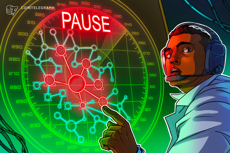 Plus Token Money Launderers Stopped Short by Congestion