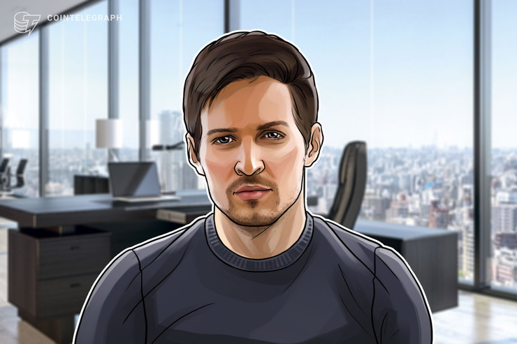 Telegram Founder Bashes US as a 'Police State' Amid Free TON Launch