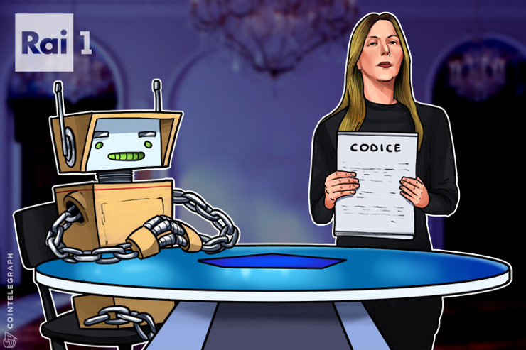 TV Blockchain Show Codice Becomes Huge Success in Italy