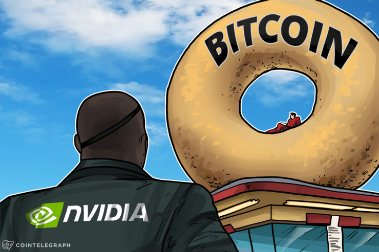 Nvidia Boosted By Latest Bitcoin High