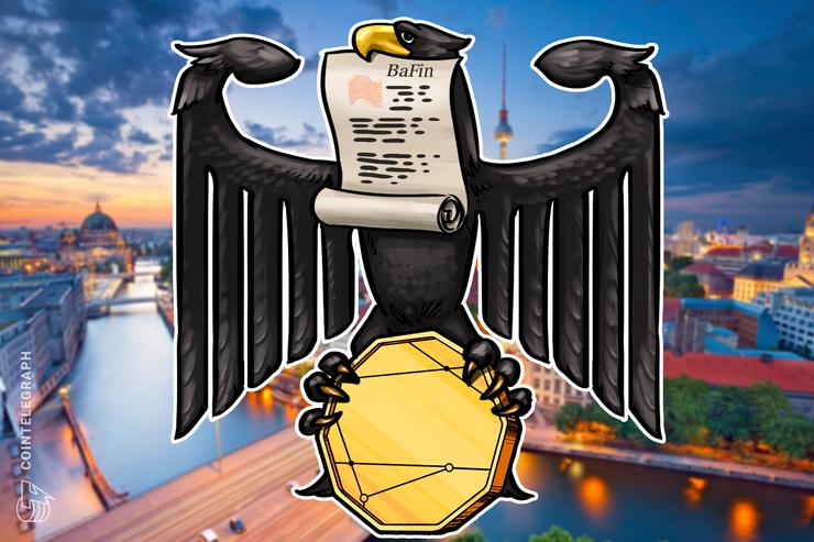 Alemã BaFin concede licença a empresa financeira para plataforma de STO