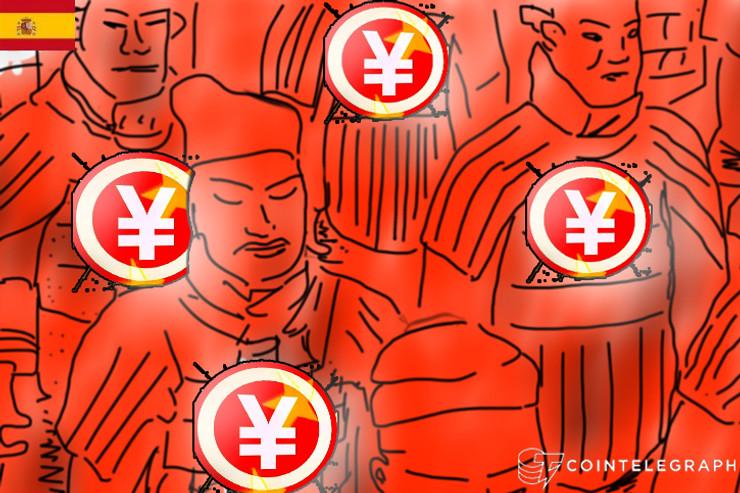 El Banco Nacional de China está a la espera de introducir su propia criptomoneda