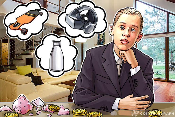 With Bitcoin Price Passing $500, What Could You Spend Your Bitcoin on?