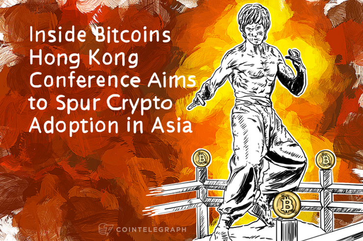 Inside Bitcoins Hong Kong Conference Aims to Spur Crypto Adoption in Asia