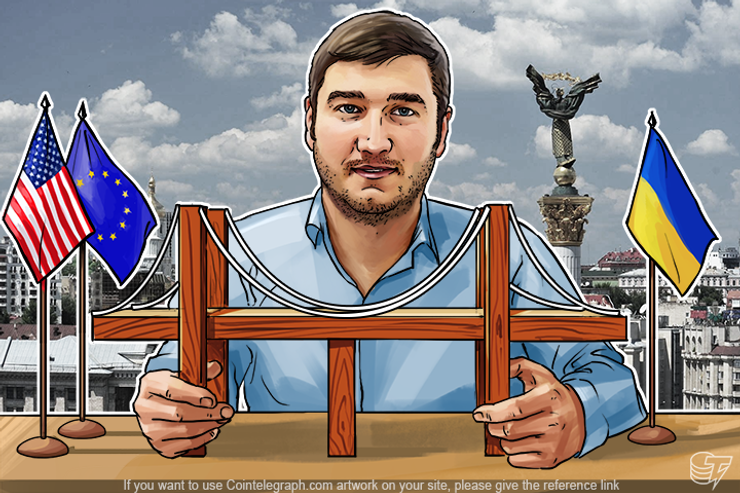 Dr. Pavel Kravchenko: Ukraine's Blockchain and Bitcoin Market is Easy to Enter