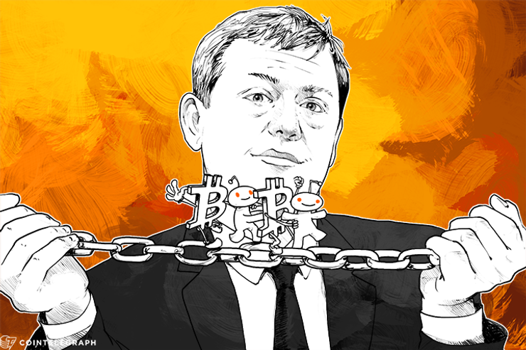 Fred Wilson Says the Next Reddit Will Be Built on the Bitcoin Blockchain