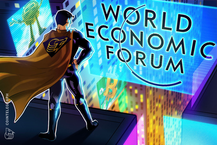 Cointelegraph Joins World Economic Forum's Strategic Intelligence Network