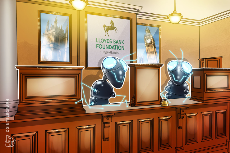 Lloyds Bank Partners With Blockchain Platform to Streamline Trade Finance