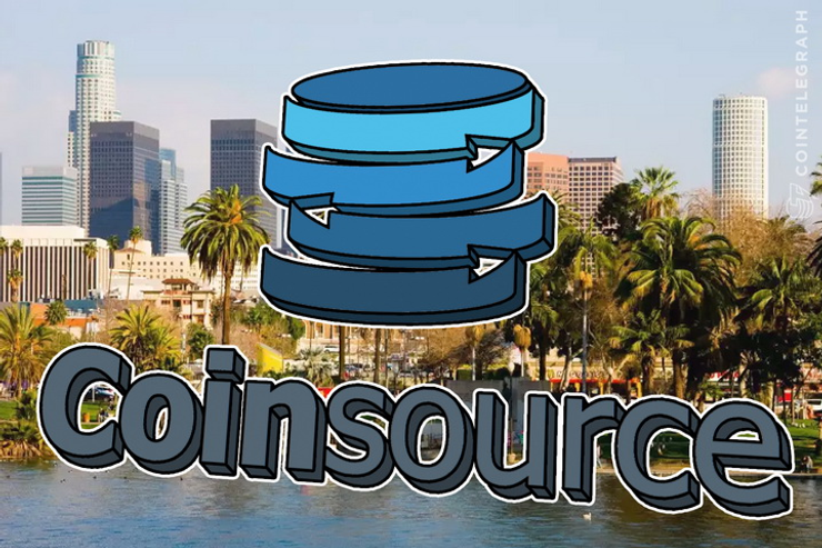 Coinsource Expands Reach with 7 Bitcoin ATMs Launching in Los Angeles