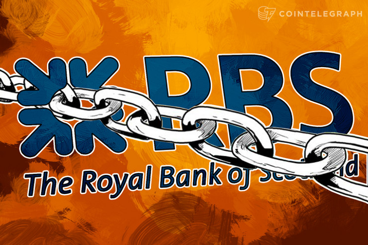 Royal Bank of Scotland Ahead in Race to the Blockchain
