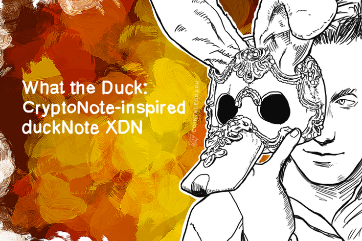 What the Duck: CryptoNote-inspired duckNote XDN