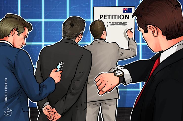 Más de 7,000 personas firman una petición contra las restricciones de efectivo redactadas en Australia